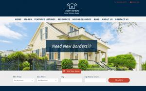 Adam Borders responsive refresh by BrandCo