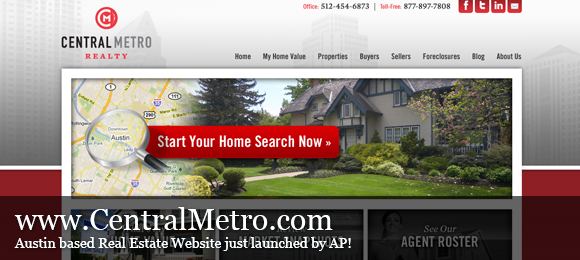 Wordpress Real Estate Site by Arranging Pixels