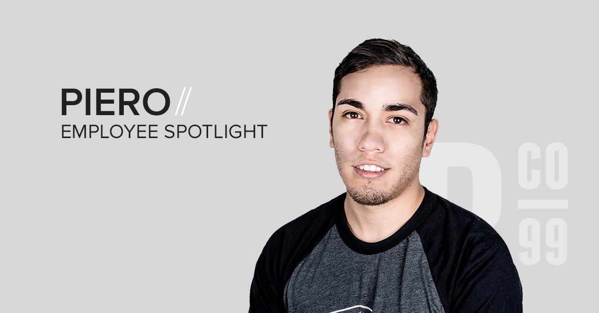 Piero - Employee Spotlight