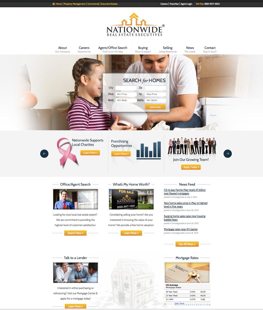 nationwide website